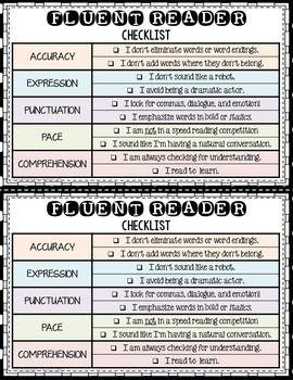 Oral reading fluency strategies photos 672