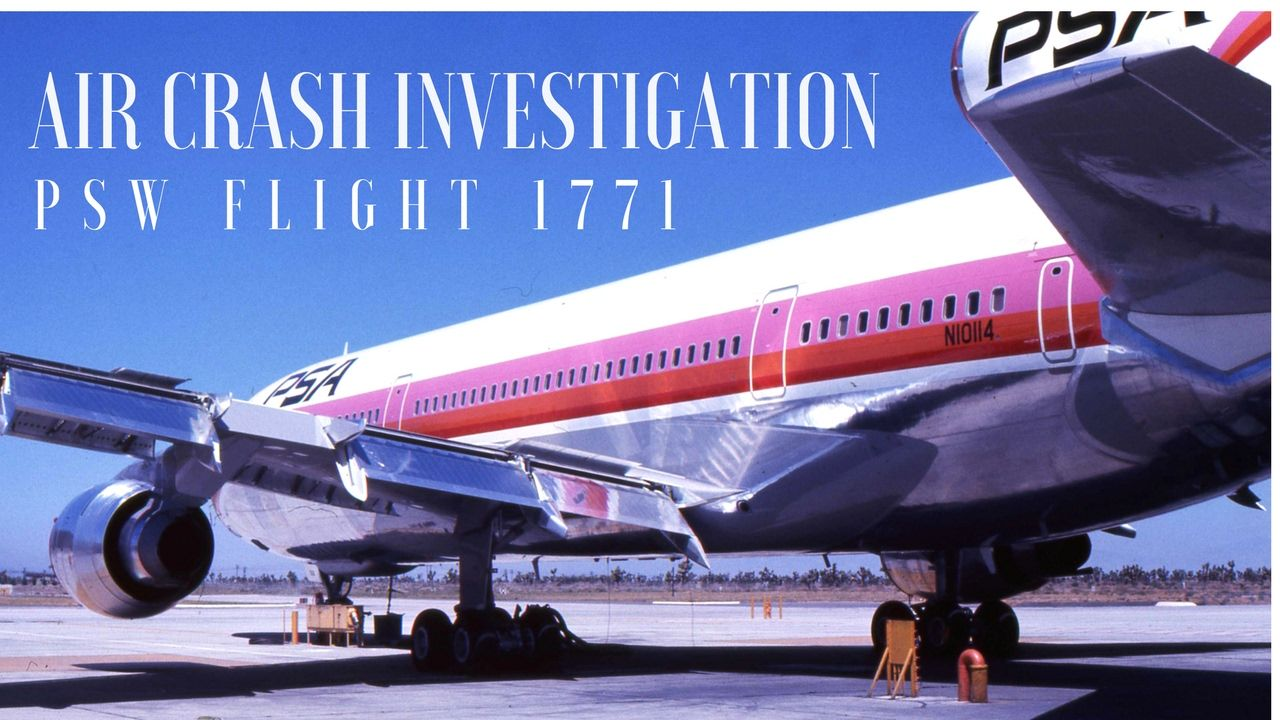 Air Crash Investigation Black Box Plane Crash Sky Crimes