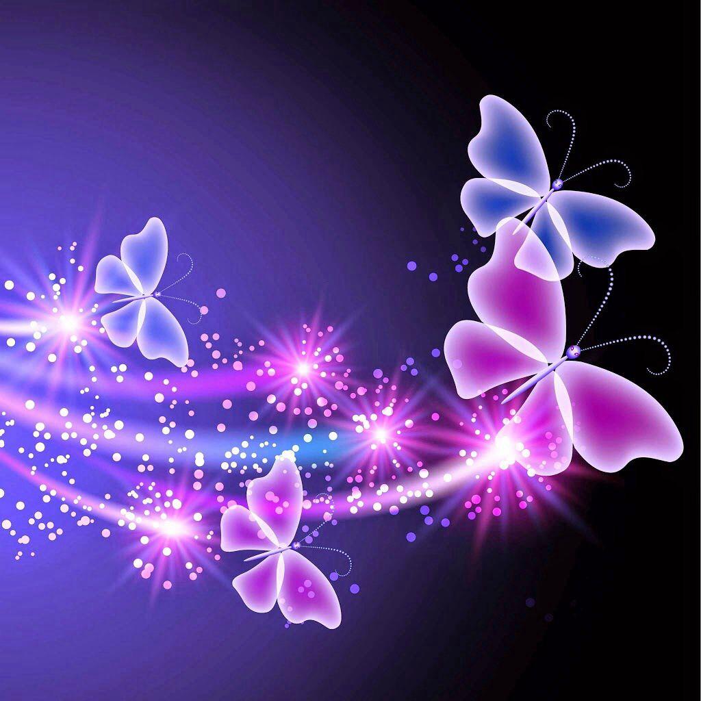 Pink Butterfly Wallpaper: Imagen Relacionada