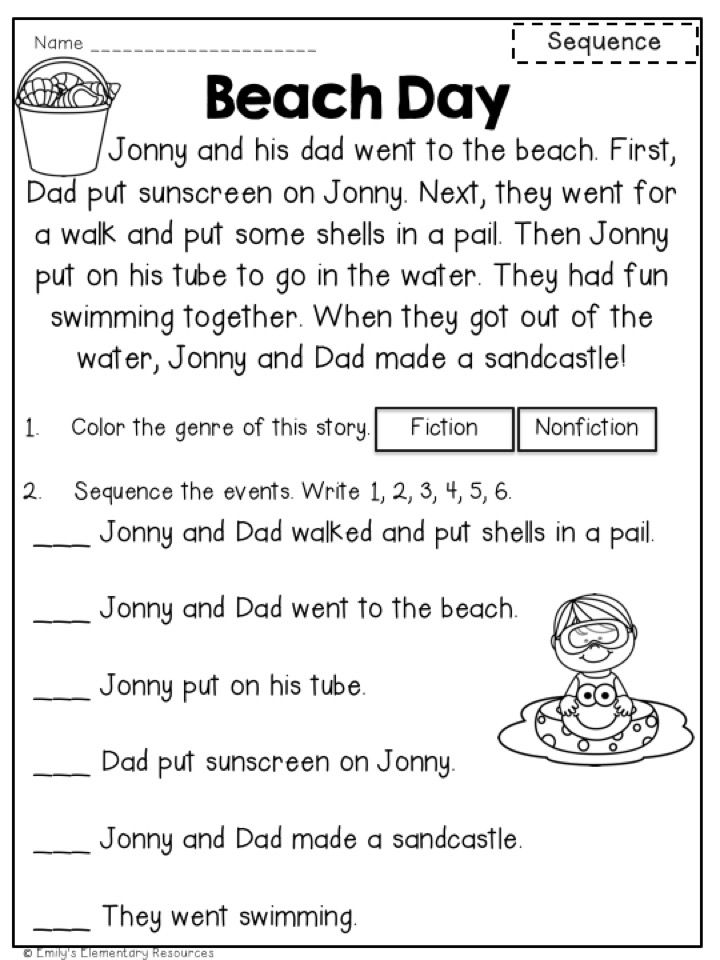 Read & Respond Close Reading Printables For Specific Comprehension Skills!…  Reading Comprehension Worksheets, Reading Worksheets, Reading  Comprehension Activities