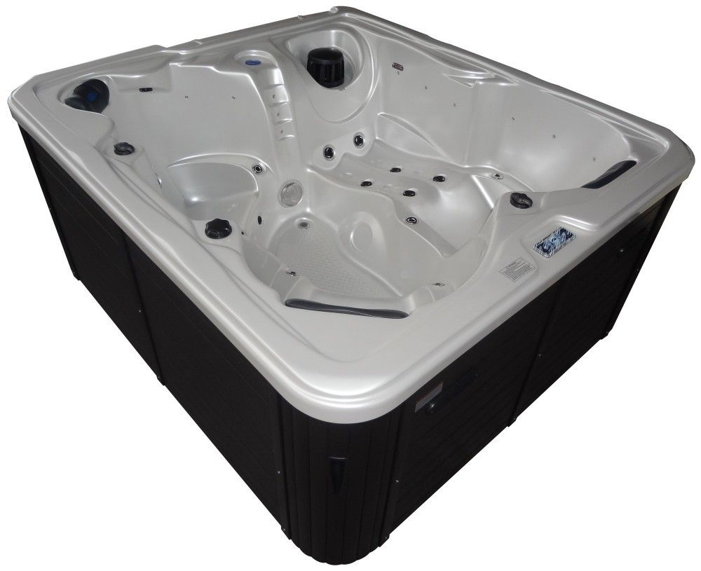 4 Person Hot Tub Prices Exciting : Leisure Freestanding 4 Person Hot ...