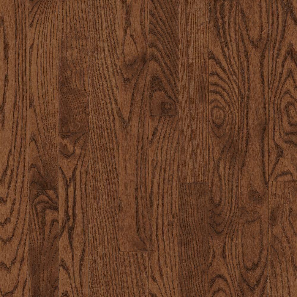 American Originals Brown Earth Oak 3 8 In T X 5 In W X Varied Length Engineered Click Lock Hardwood Flo Solid Hardwood Floors Hardwood Floors Red Oak Hardwood