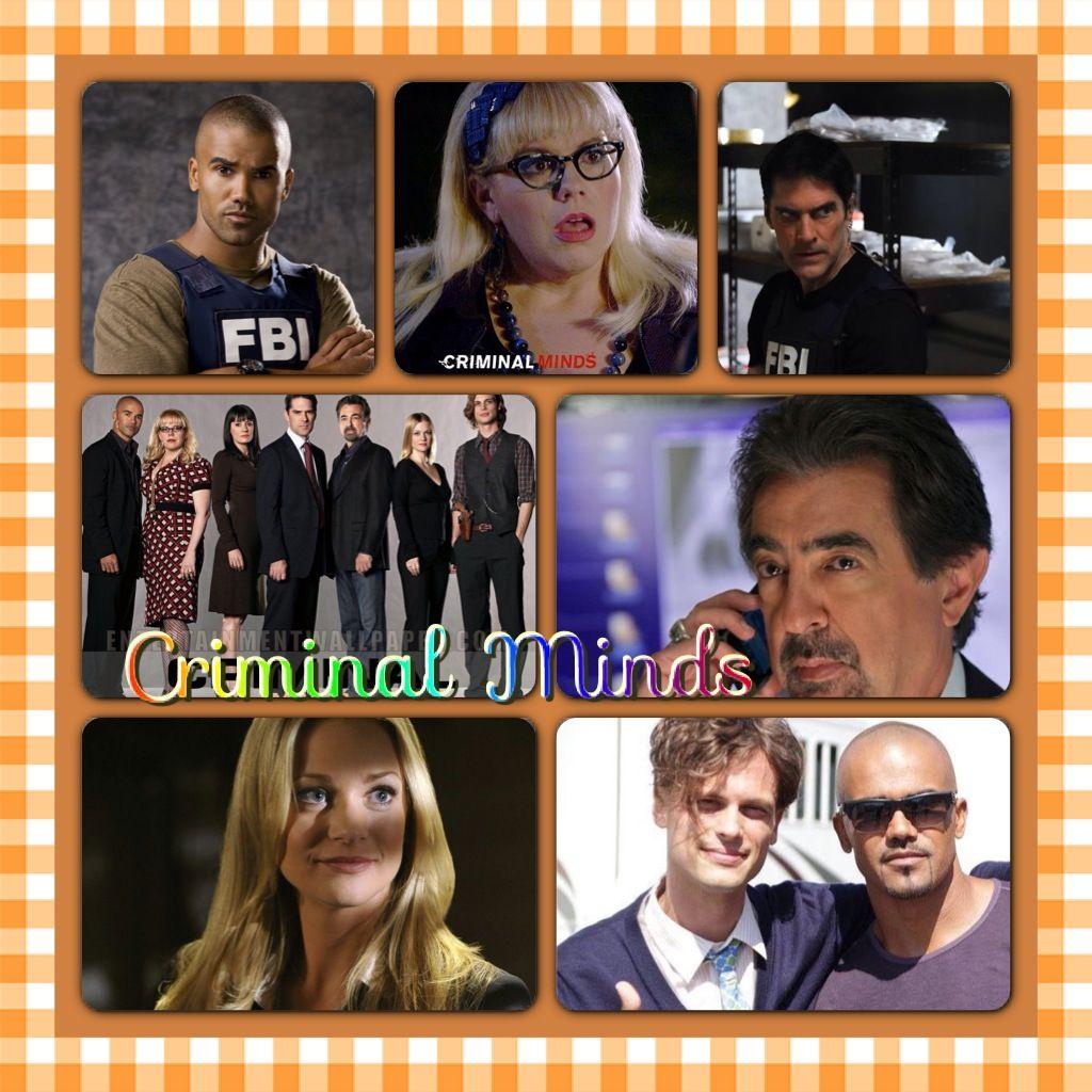 Criminal Minds Criminal minds cast, Criminal minds, Best