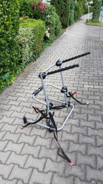Universal Fahrradtrager Fahrradhalter Heckklappe Fur 3 Fahrrader