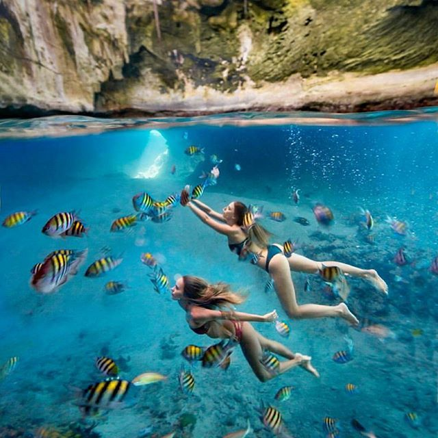 Bikini destinations bahamas