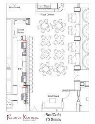 លទ្ធផល រូបភាព សម្រាប់ barista counter layout   Cafe floor ...