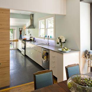 Rubber Flooring Modern Kitchen Interiors Kitchen Flooring