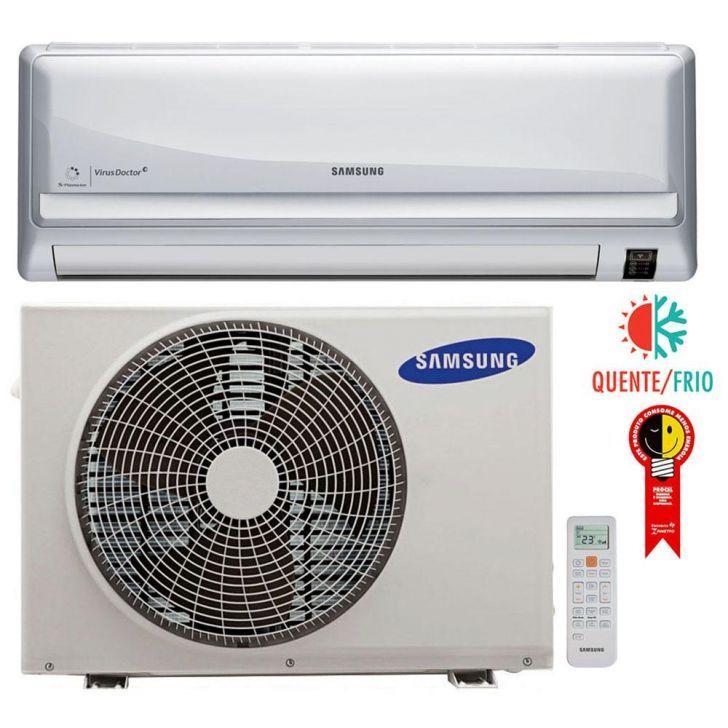 Ar Condicionado Split Samsung Max Plus Ar09hpsuawq Az Quente Frio