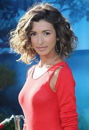 India De Beaufort Short Curls Thick Hair Styles Short Hair Styles 2014 Curly Hair Styles