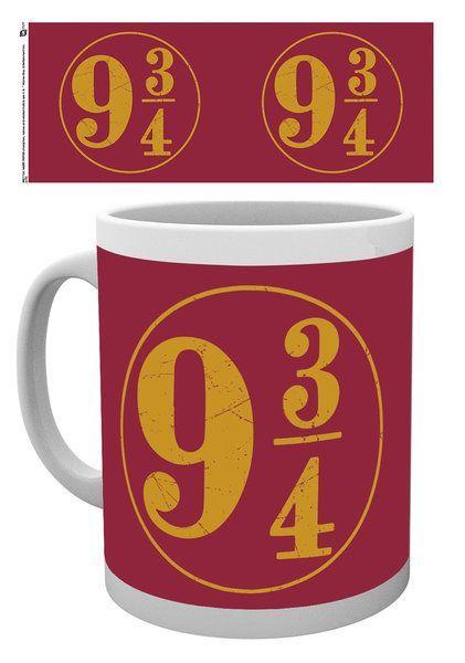 Harry Potter 9 3-4 - Mok