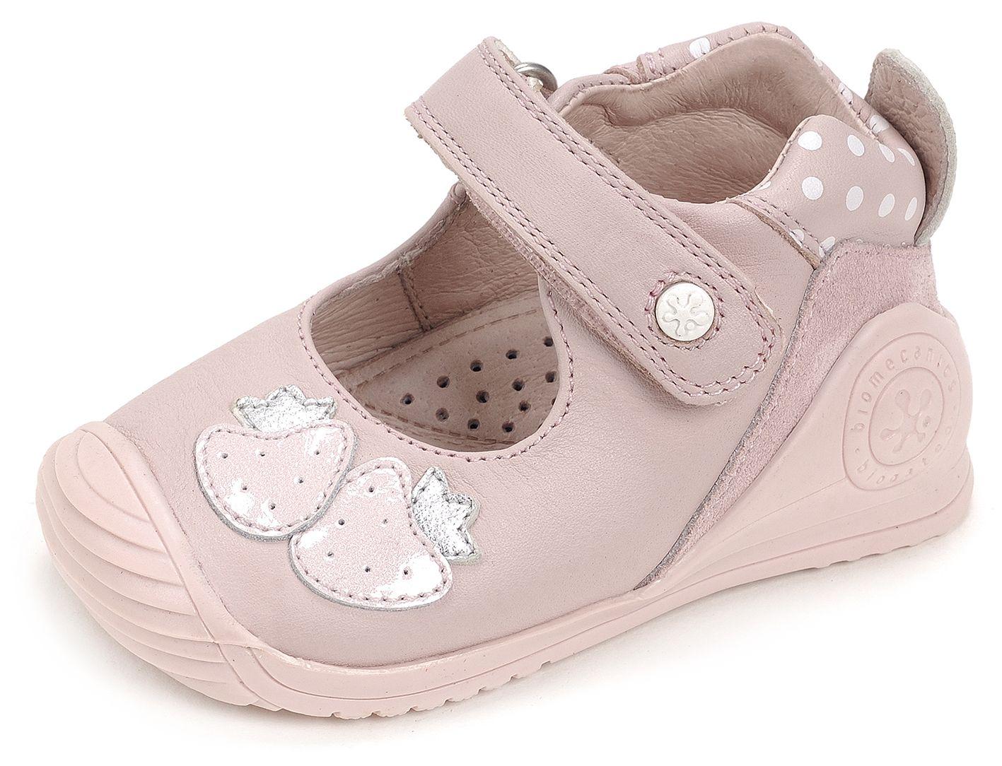 Zapatos rosas Biomecanics para bebé MISLIxSZz