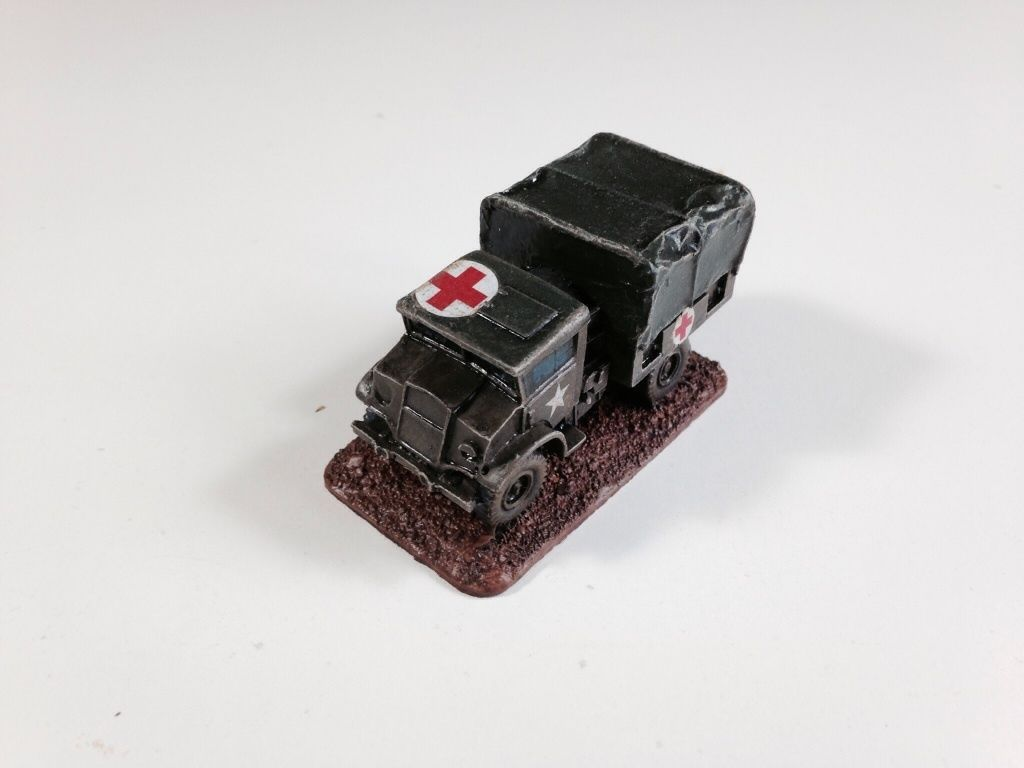 1/76th WW2 ALLIED 15cwt CMP PATTERN TRUCK | eBay
