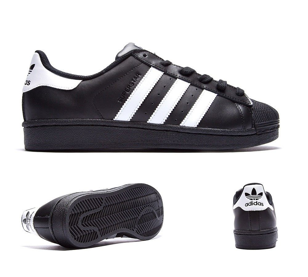 adidas Originals Womens Superstar Foundation Trainer  9ea3a5ff2