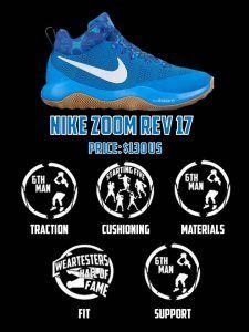 huge discount c82ed 1fd2f Nike HyperRev  Great shoe, super comfortable, full-length Zoom cushioning.  Nike