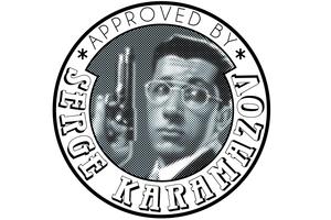 Excellent tampon Approuvé par Serge Karamazov de latamponneuse.fr #Geek #Humour @LaTamponneuse