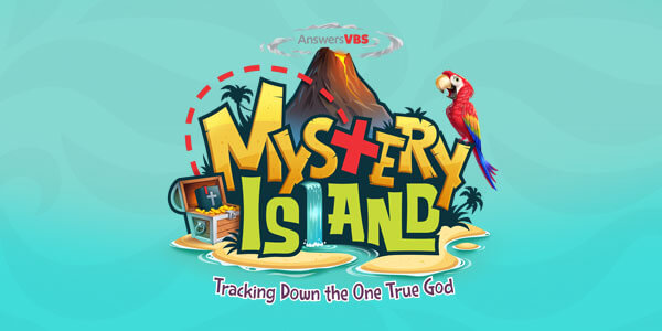 Mystery Island Answers In Genesis Vbs 2020 Vacation Bible School Vacation Bible Vbs