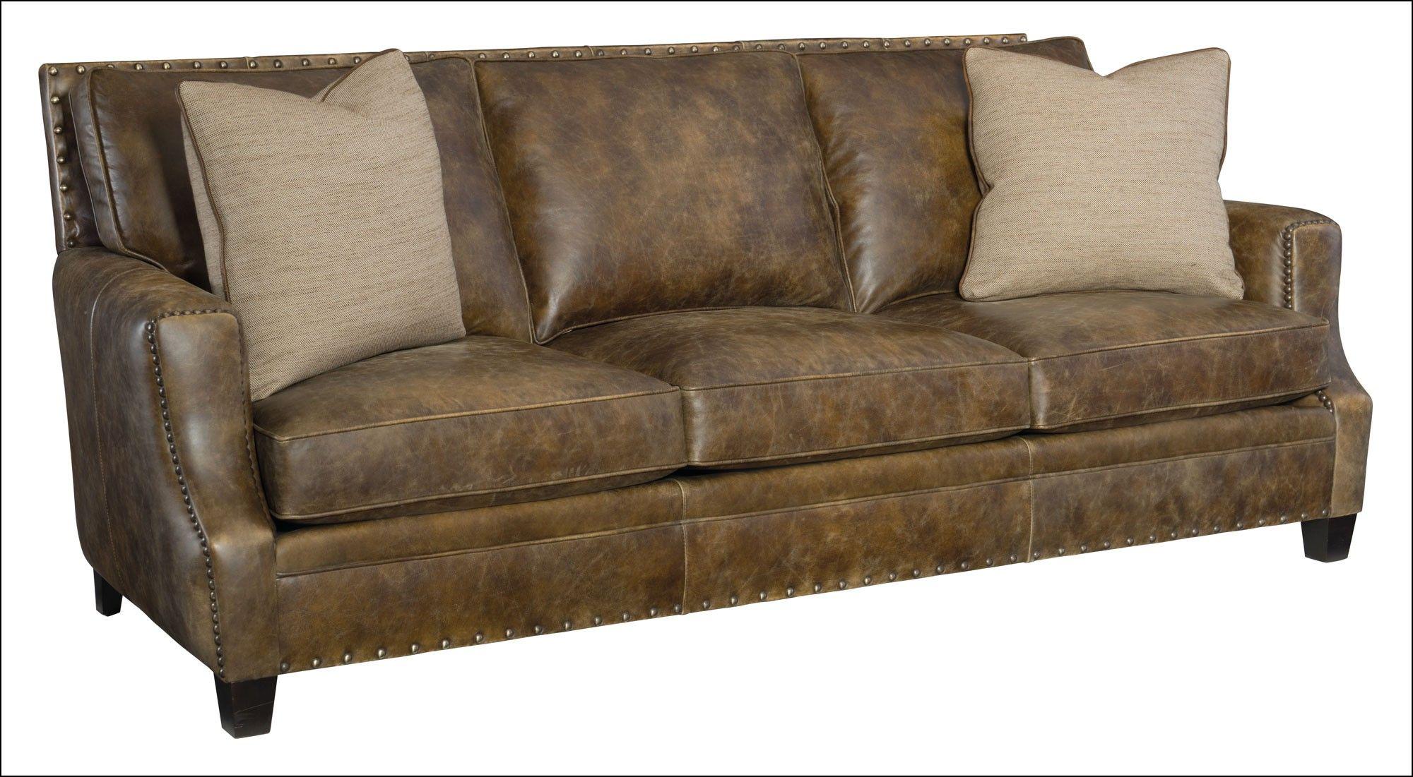 Bernhardt Leather Sofas