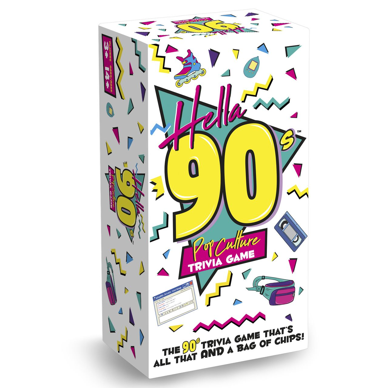 Hella 90s Pop Culture Trivia Game Pop culture trivia
