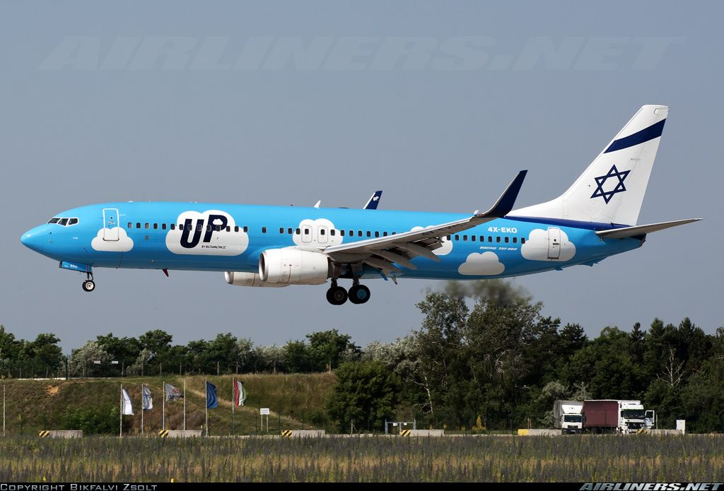 Boeing 737-86Q aircraft picture
