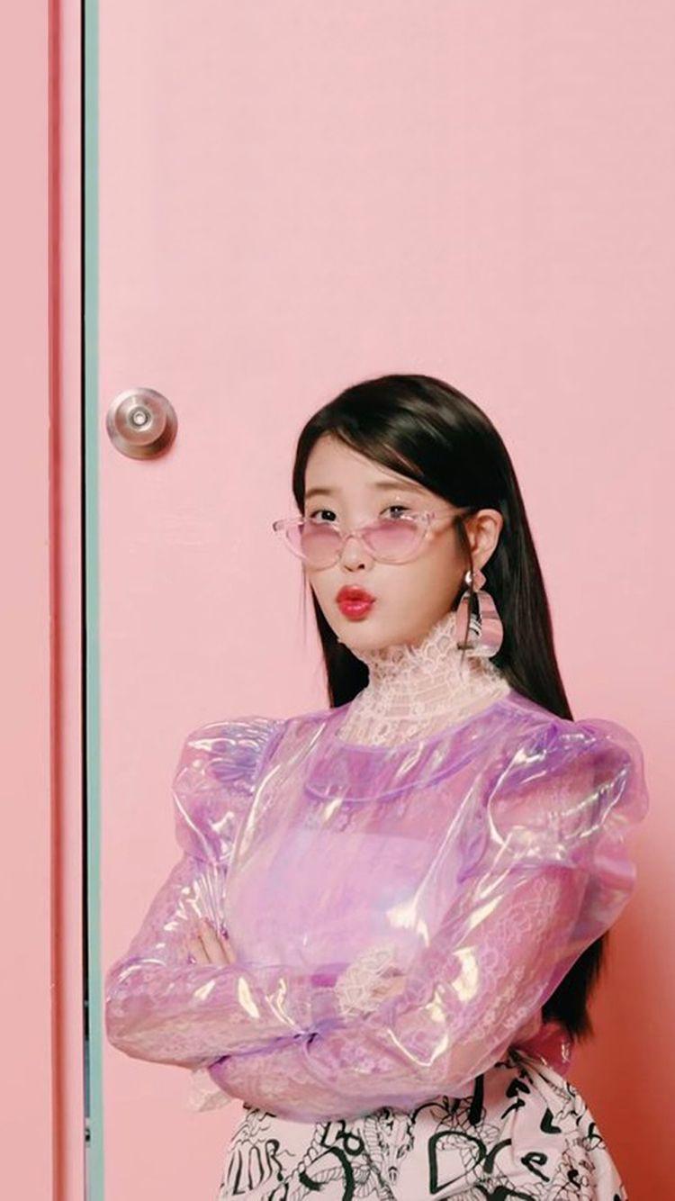 Iu Iu ibbi Wallpaper 아이유 삐삐 Kpop Girl Groups Kpop Girls Kpop Fashion