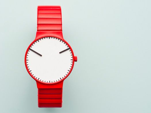 CLING WATCH AND CLOCK BY MICHAEL REMERICH