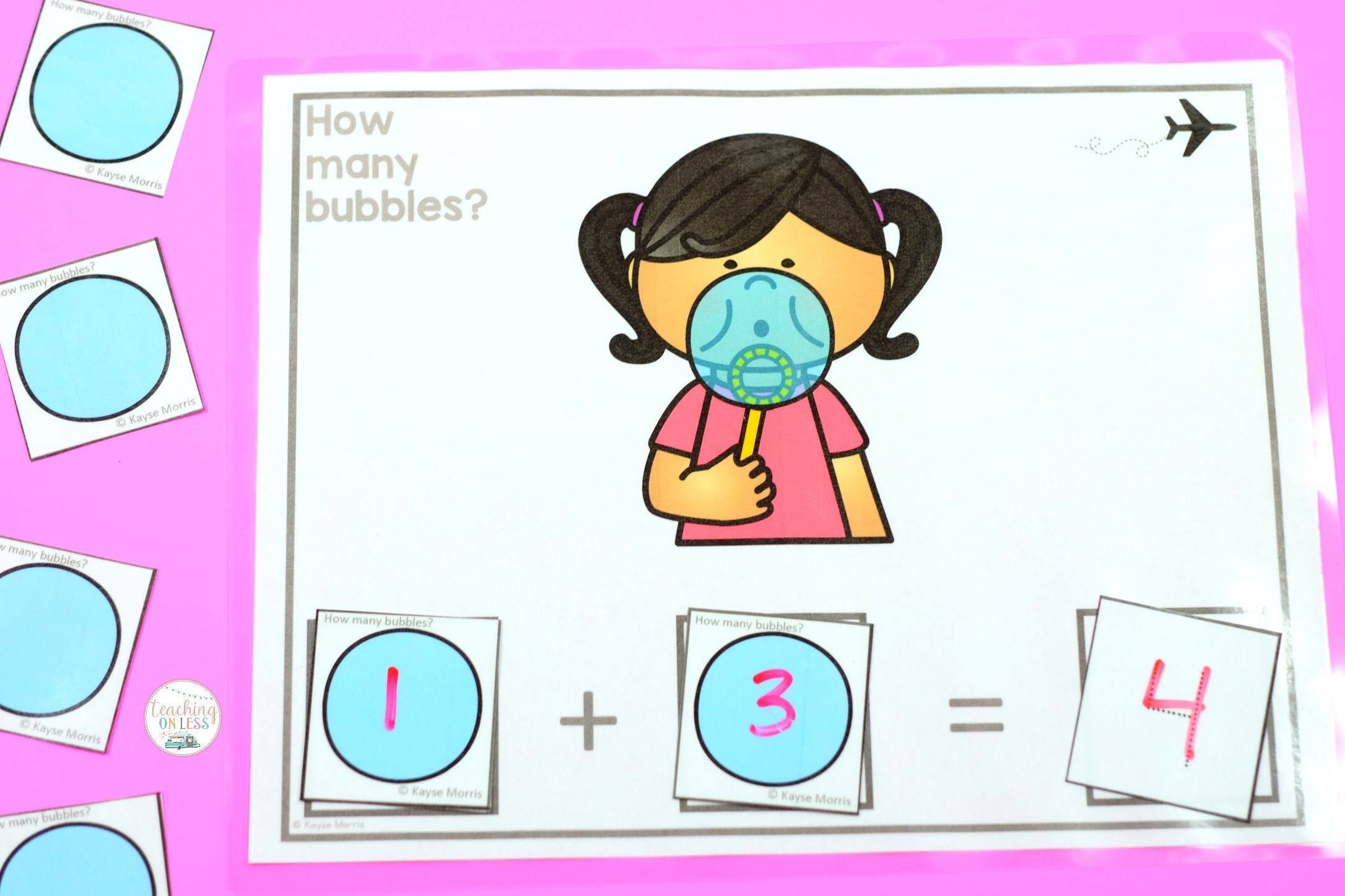 Kindergarten Math Worksheets Made Easy