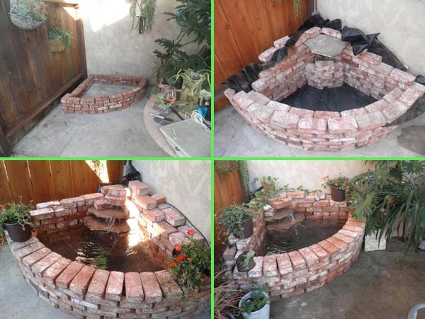 Garden Ideas With Bricks 19 cool diy projects to improve the look of your home just in one