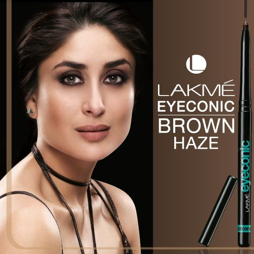 Brown Haze Lakme Eyeconic Kareenakapoor Eyes Makeup Pretty