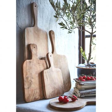 planche rustique en bois 40 cm