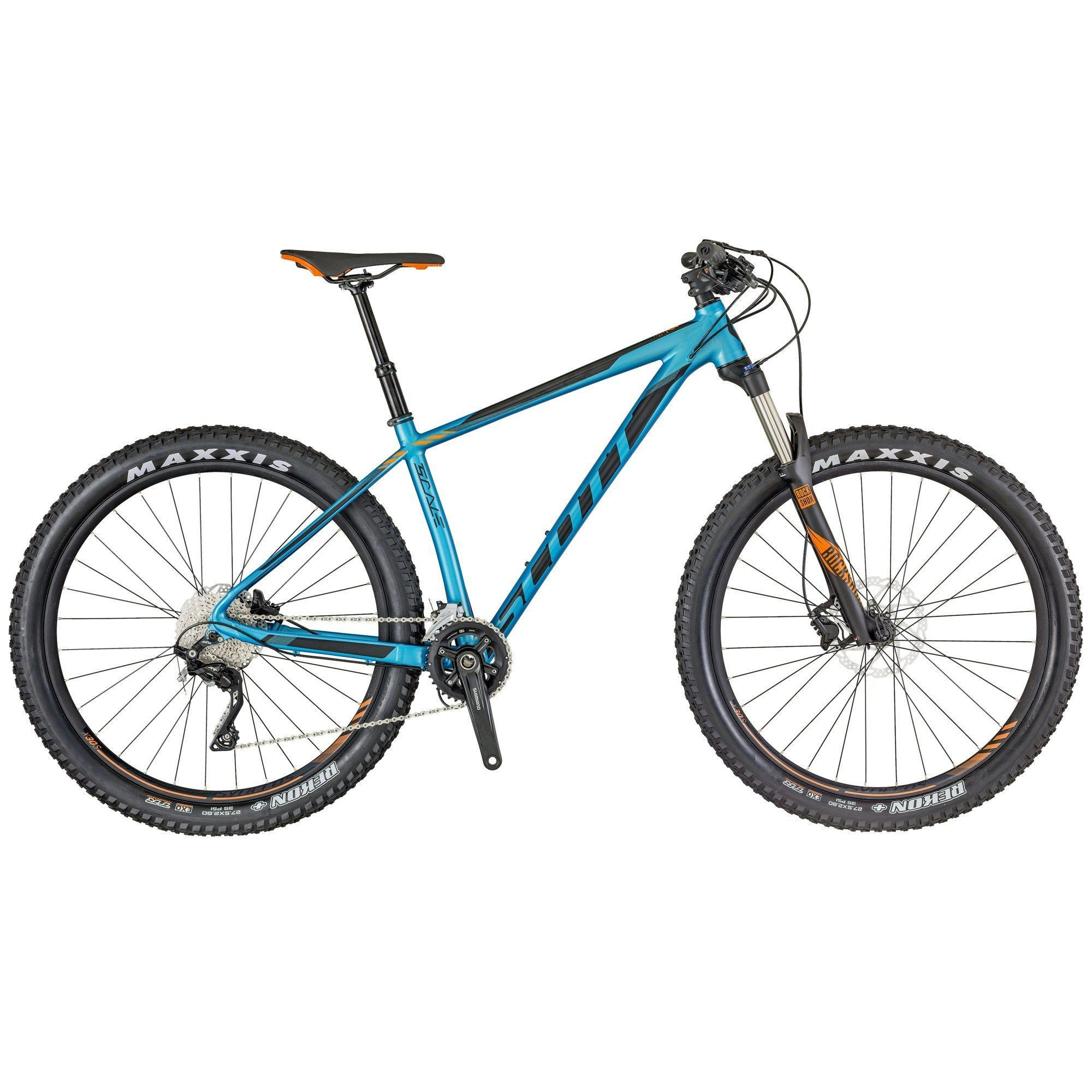 2018 Scott Scale 720 Medium Folding Mountain Bike Mountain