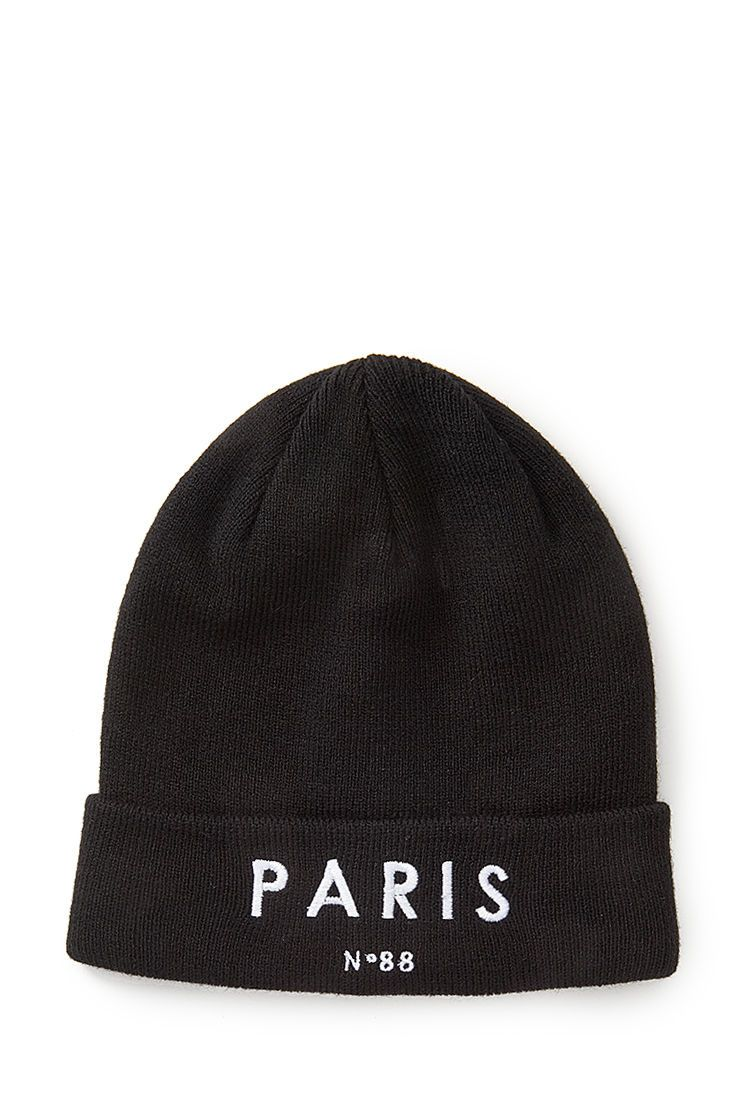 e6c525470e7 Paris Graphic Beanie. Get a discount at Forever 21 at Studentrate.com!