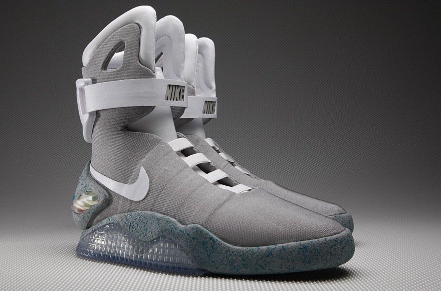 Nike To Release Marty Mcfly S Back To The Future 2 Mags With