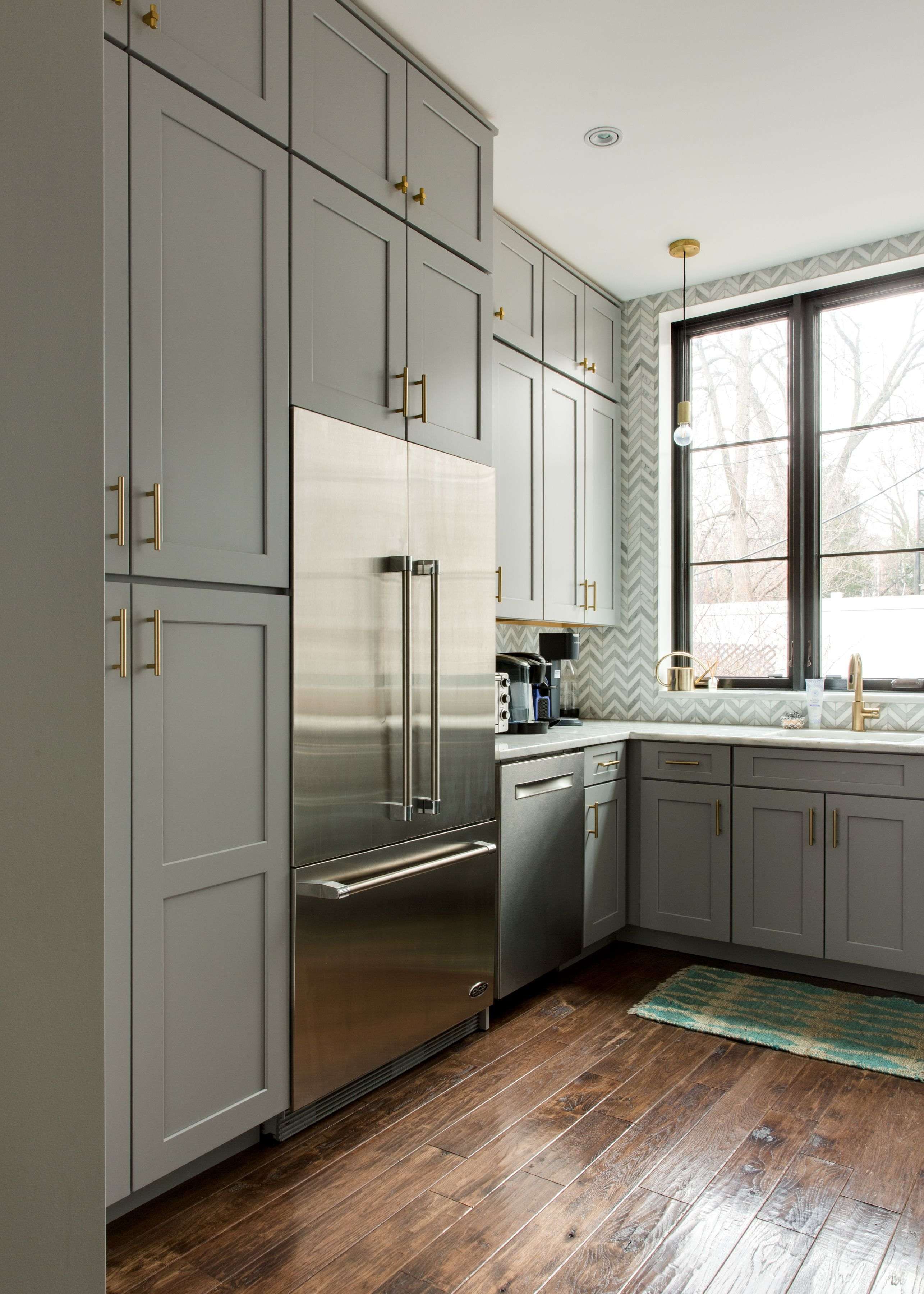 This Brooklyn Brownstone S Bold Remodel Is Extraordinary Kitchen Remodeling Projects Kitchen Remodel Layout Interior Design Kitchen