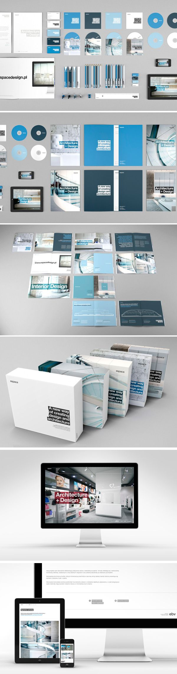 espace architecture + design #identity #packaging #branding PD