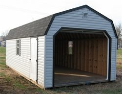 Vinyl Amish Built 1 Car Garages For Sale In Virginia And West Virginia Shed Building Plans Diy Shed Plans Shed Plans
