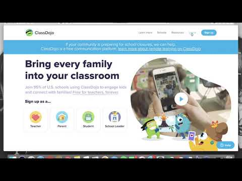 ClassDojo's YouTube Channel in 2020 Class dojo