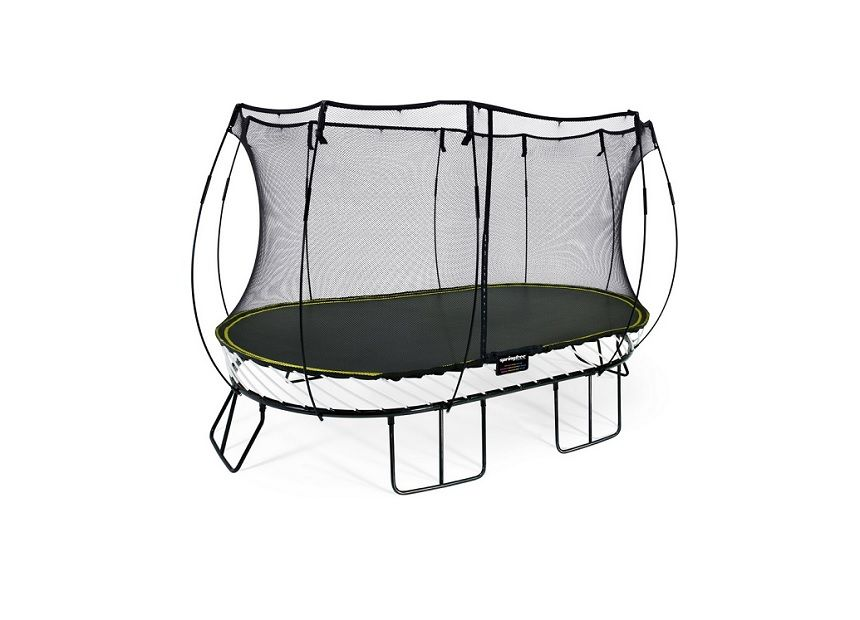 die besten 25 safe trampoline ideen nur auf pinterest. Black Bedroom Furniture Sets. Home Design Ideas