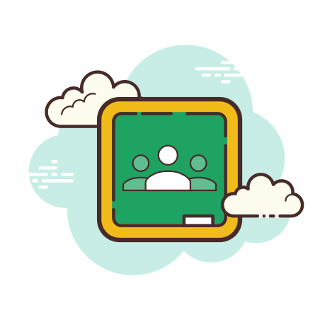 Google Classroom Icon – Free Download, PNG and Vec
