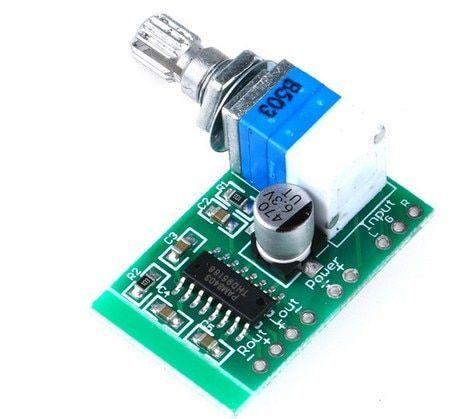 Super Mini PAM8403 DC 5V 2 Channel USB Digital Audio Amplifier Board