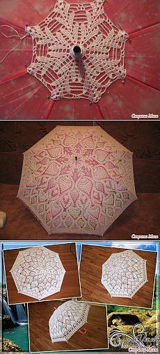 салфетки Pinterest Sonnenschirm Schirm Und Häkeln