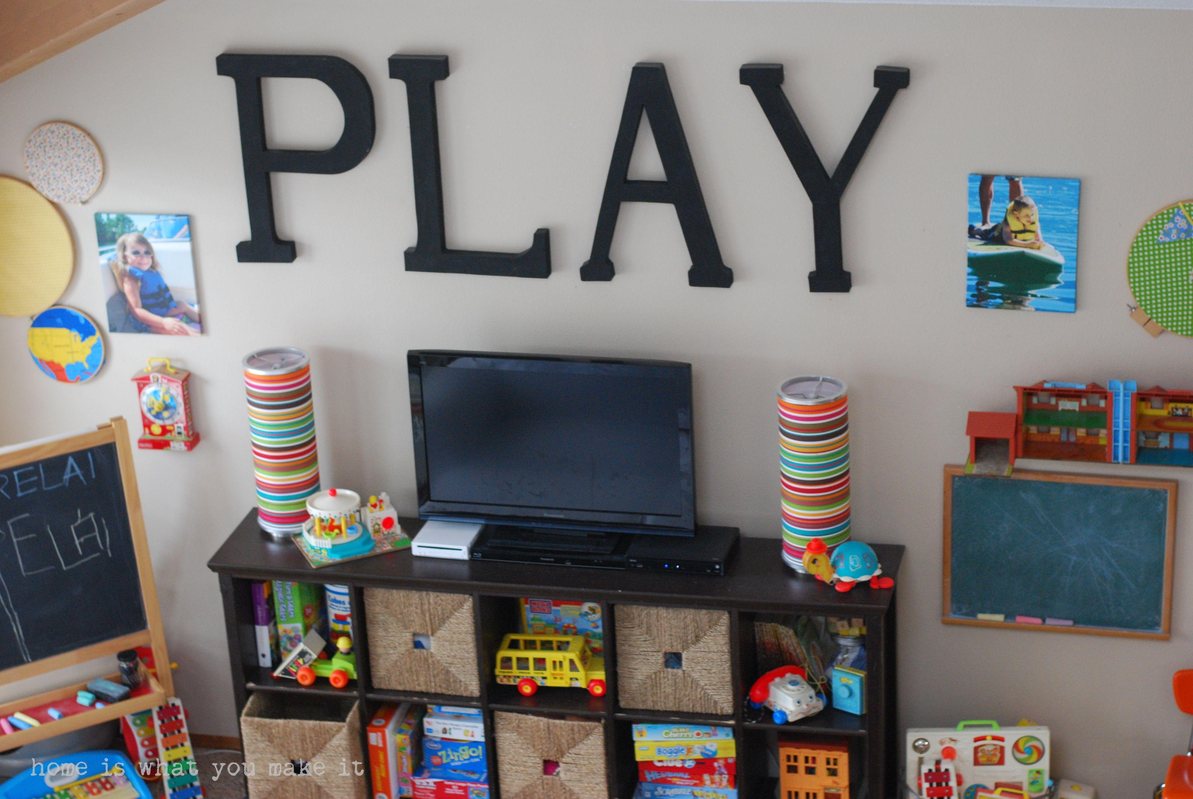 Playroom Instead Of Formal Living Room