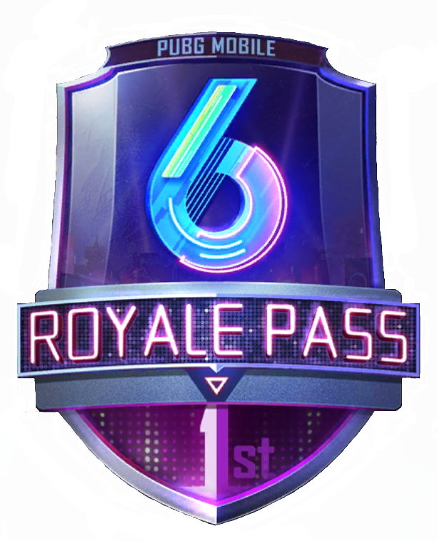 Pubg Mobile Season 6 Royale Pass Png Mobile Logo Seasons Mobile
