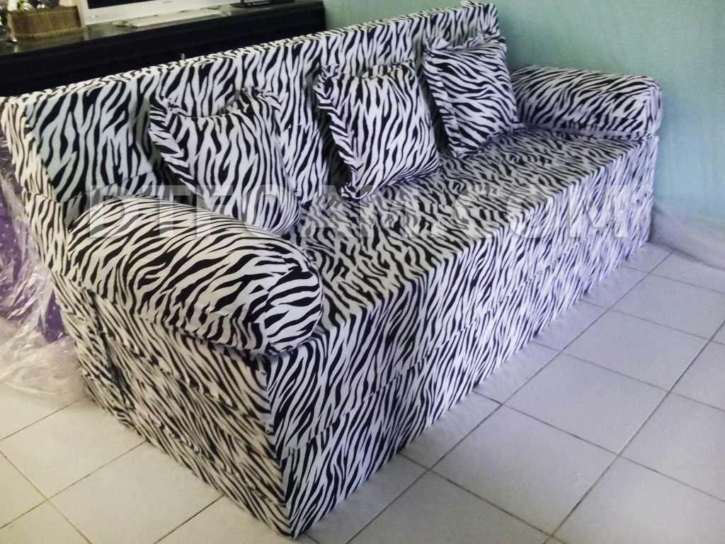Meganto Sofa Bed Gucci Warna Kuning Daftar Harga Terkini Dan Anoria Sofabed Motif Line Brown Queen 200x160x20 Cm Psofa Inoac Zebra Hitam Putih Bagus Awet Pilihan Busa