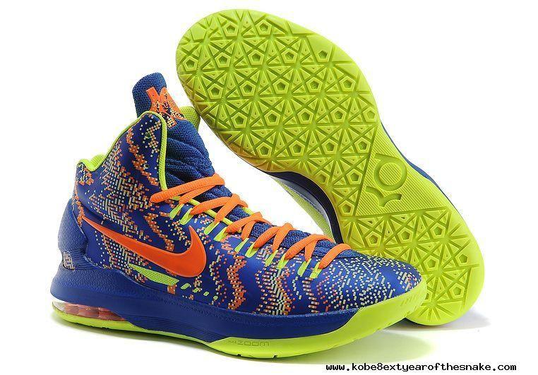 What the KD Blue Nike KD V Elite Low Sale Online � Lebron 11Nike ...