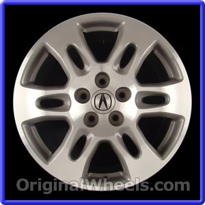 OEM Acura MDX Rims Used Factory Wheels From OriginalWheels - Acura mdx oem wheels