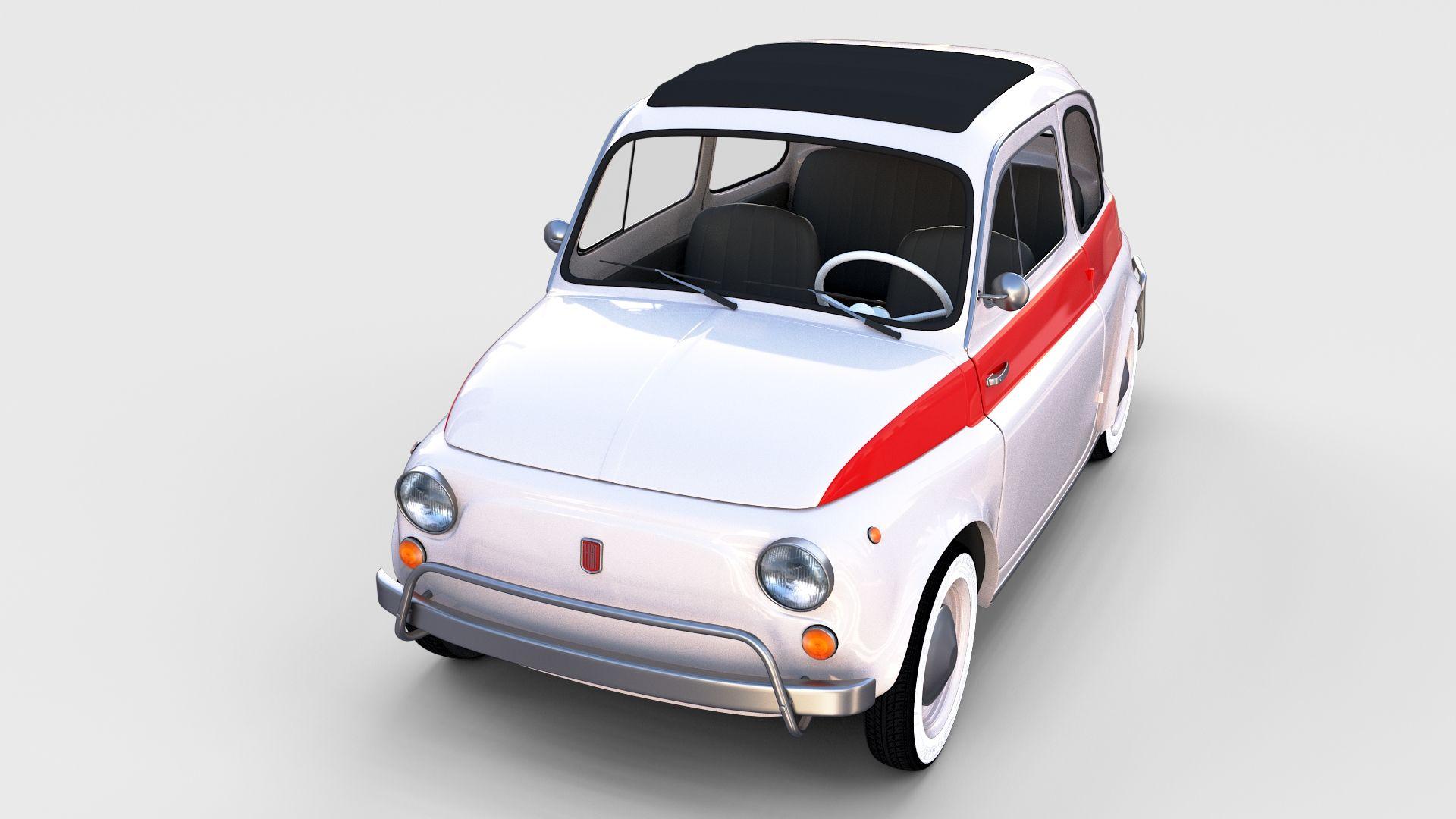 Fiat 500 Nuova Sport 1958 Rev Nuova Fiat Rev Sport