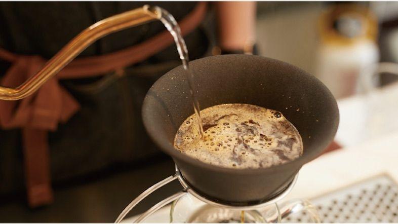 いつものコーヒー セラミックフィルターで淹れるとどう変わる 1 コーヒー うまい まろやか