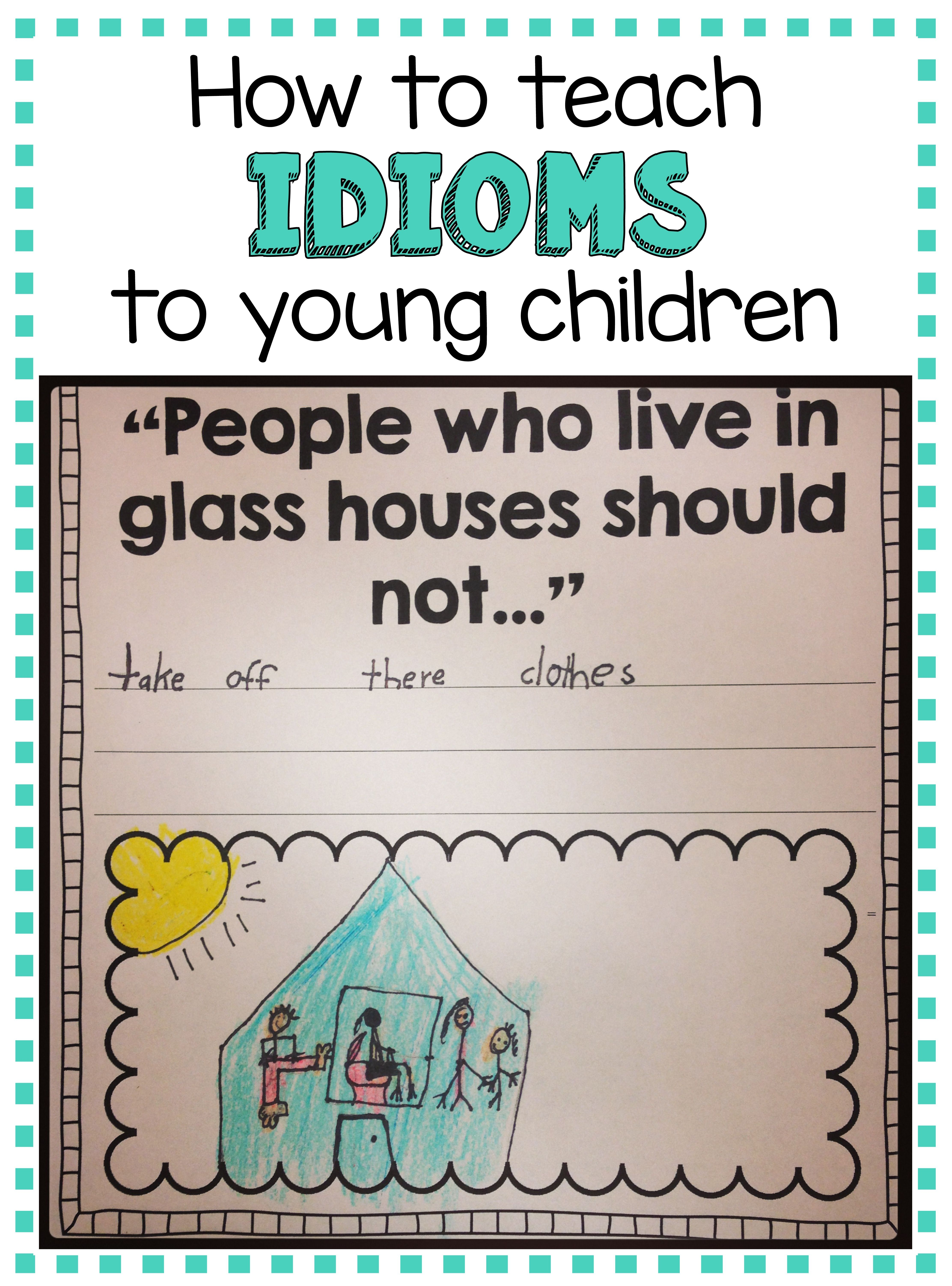 Introducing Idioms