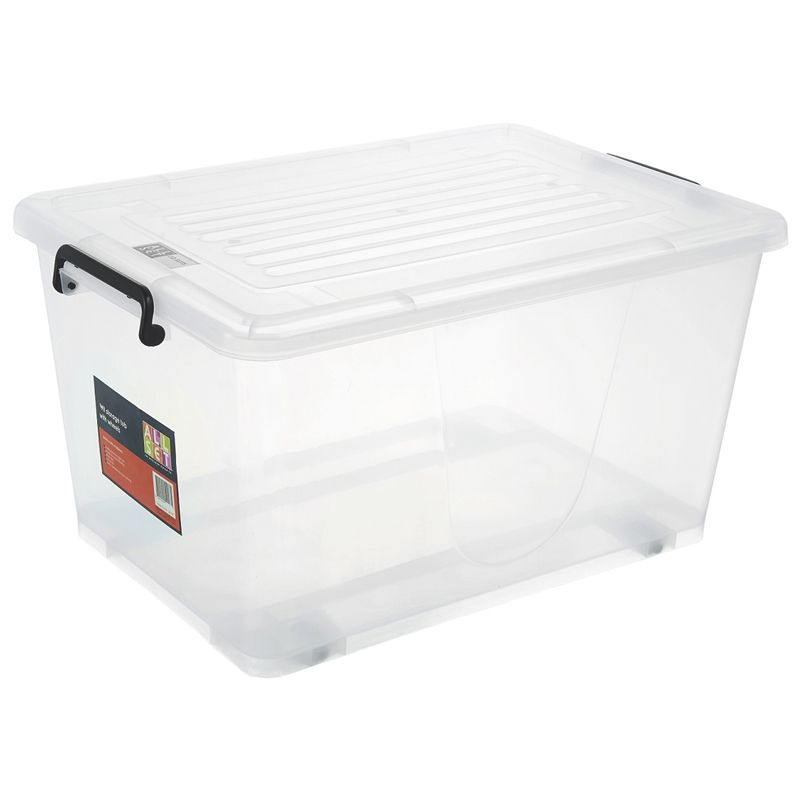 Bon Find All Set 50L Plastic Storage Tub With Wheels At Bunnings Warehouse.  Visit Your Local Store For The Widest Range Of Storage U0026 Cleaning Products.