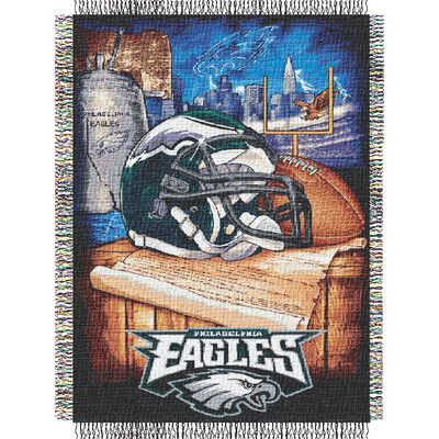 4f2d4a11009 Northwest Co. NFL Philadelphia Eagles Tapestry Throw